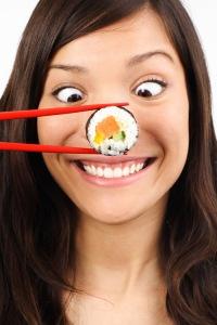 Суши со скидкой 50%