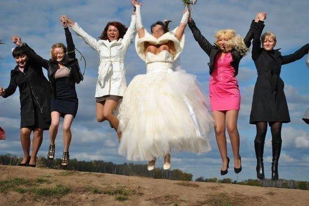 смешные свадебные фото приколы