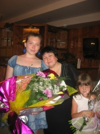 Таня Бирюкова, 24 июля , Саранск, id103490182