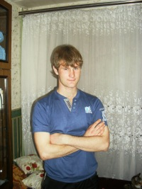 Дмитрий Гермашев, 14 июня 1989, Москва, id157108246