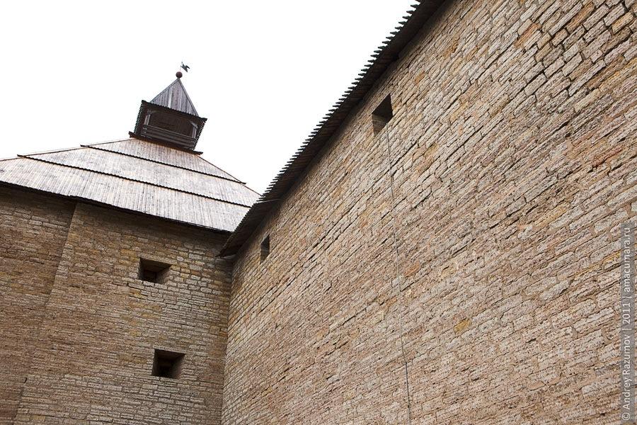 Крепость Старая Ладога