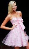 вязание вечерние платья