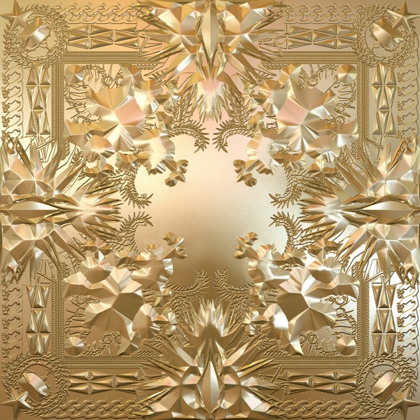 Jay-Z & Kanye West - Watch The Throne - 2011