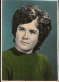 Рузина Давлетшина, 26 апреля 1951, Тольятти, id87400760