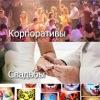 Праздничное агентство «Арт-Профи». Свадьба 2012!