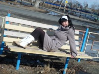 Марина Губеркан, 5 октября 1989, Омск, id170325831