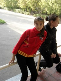 Лариса Багарян, 3 июня 1988, Ульяновск, id108639763