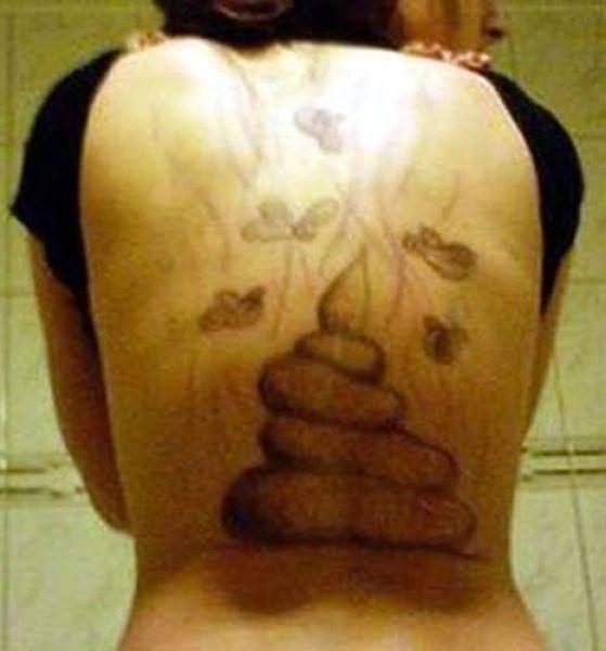 татуировка не: