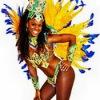 Бразильское шоу Brazil Carnival Show