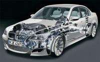 """Компания Бмв планирует представить макет  """"заряженного """" автомобиля M5 последующего поколения в конце апреля..."""
