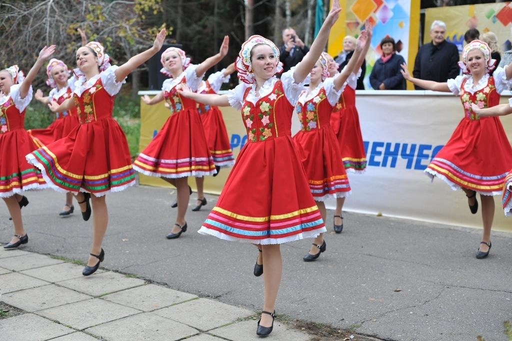 26 сентября началась основная программа фестиваля