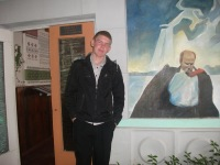 Юрко Кулинич, 14 января 1995, Новосибирск, id122517160