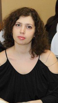 Ольга Мадамова, 18 ноября 1991, Смоленск, id86351705