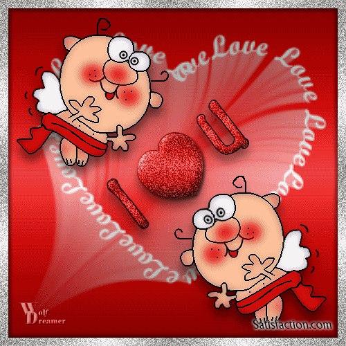 Короткое поздравление с днем влюбленных прикольные