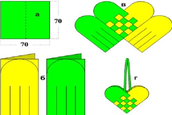 Поделки из бумаги своими руками для детей от 9 до 11 лет поэтапно видео