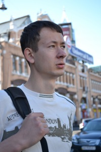 Андрей Мищенко, Сумы