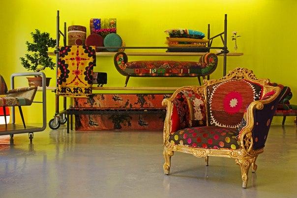 Эксклюзивная мебель Bokja из Ливана