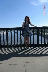 Кристина Суворкина, Москва