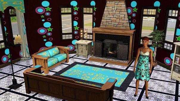ЕА объявляет о выходе «The Sims 3 Редактор создания стиля»! X_0203922e