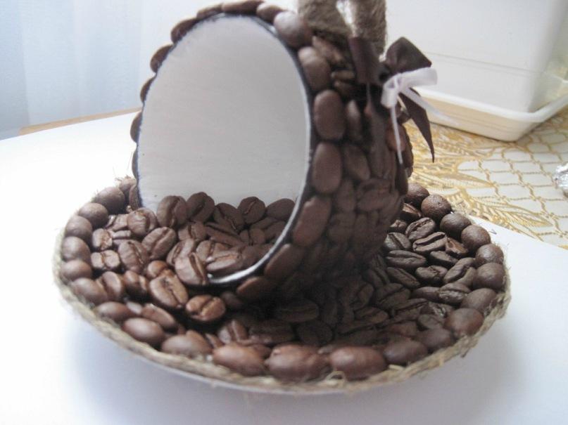 Как сделать из кофе стакан