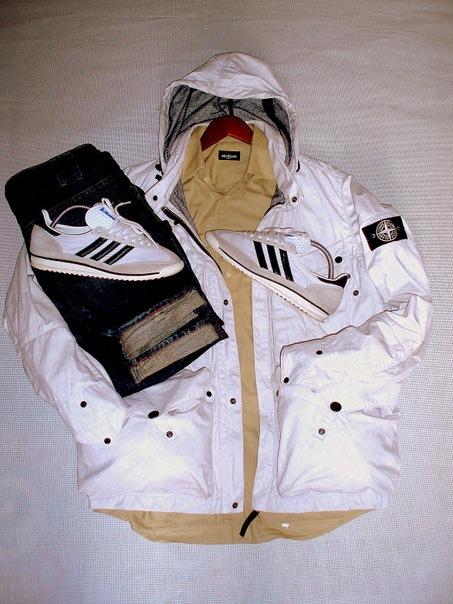 adidas stone island jacket