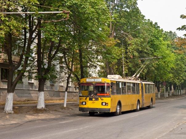 Рязанский троллейбус
