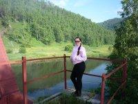 Анастасия Шастина, 19 июля 1991, Иркутск, id52110113