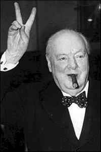 Уинстон Черчилль, 17 февраля , Кимры, id85492471