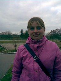 Танюшка Швець, 29 мая 1997, Чаплинка, id77397507