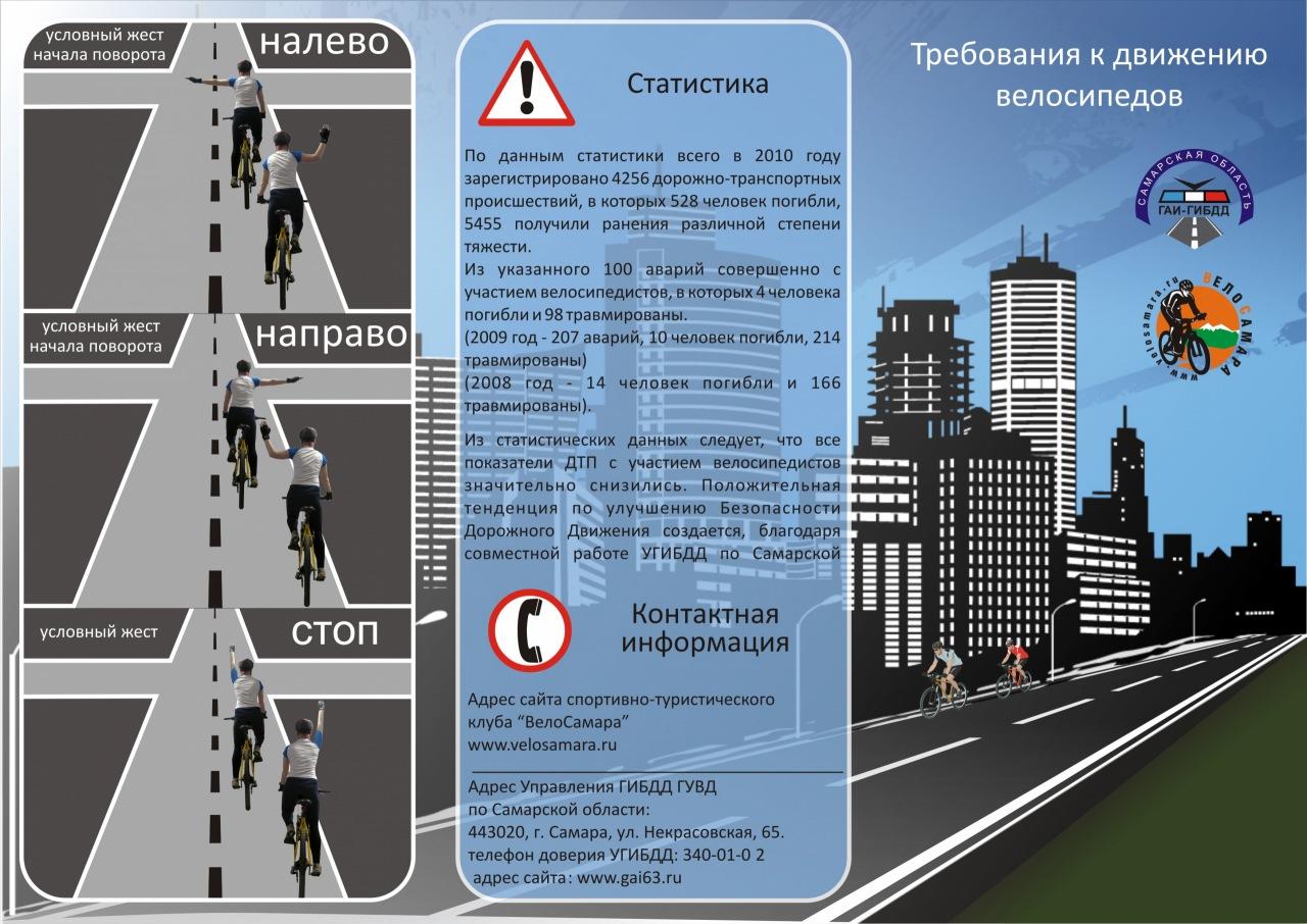 Правила дорожного движения для велосипедиста 25 фотография