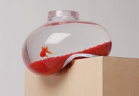 Балансиринующий аквариум