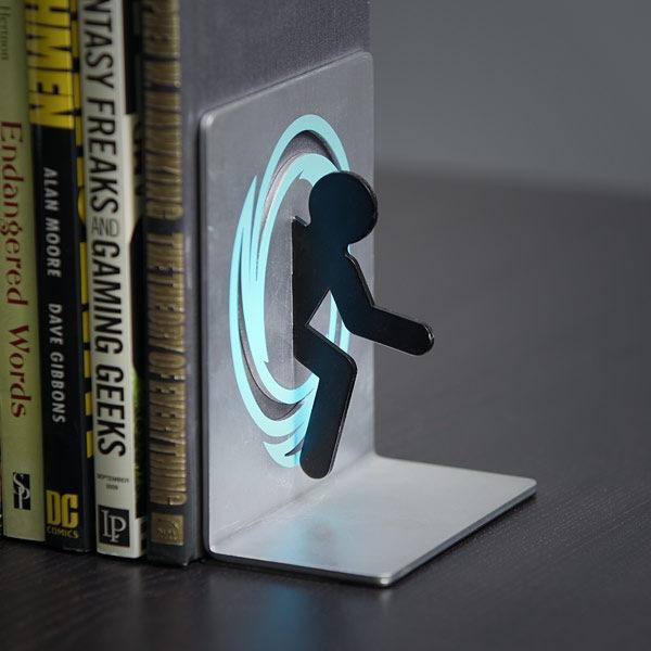 Подставка для книг «Portal Bookends»