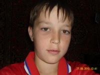 Дима Малышев, 29 января 1995, Борисоглебск, id124454491