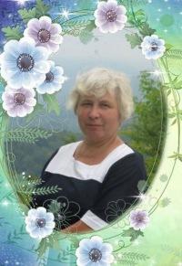 Анна Каличова, 5 июля 1955, Санкт-Петербург, id35727772