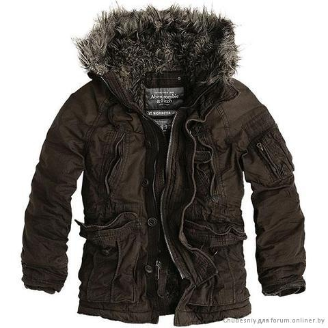 Men's Winter jackets and down jackets.