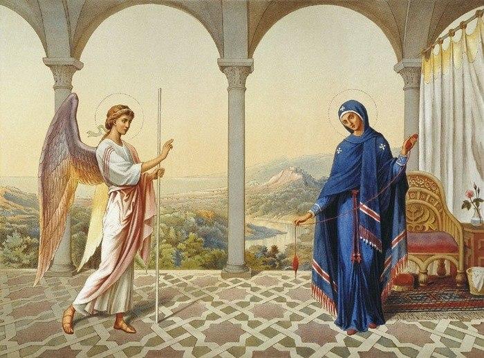 Сегодня православные празднуют Благовещение - один из 12 основных праздников церковного календаря - Цензор.НЕТ 3641
