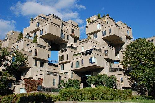 Самые необычные и удивительные здания в...