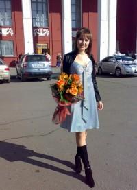 Татьяна Яковлева, 24 мая 1988, Ярославль, id93794583