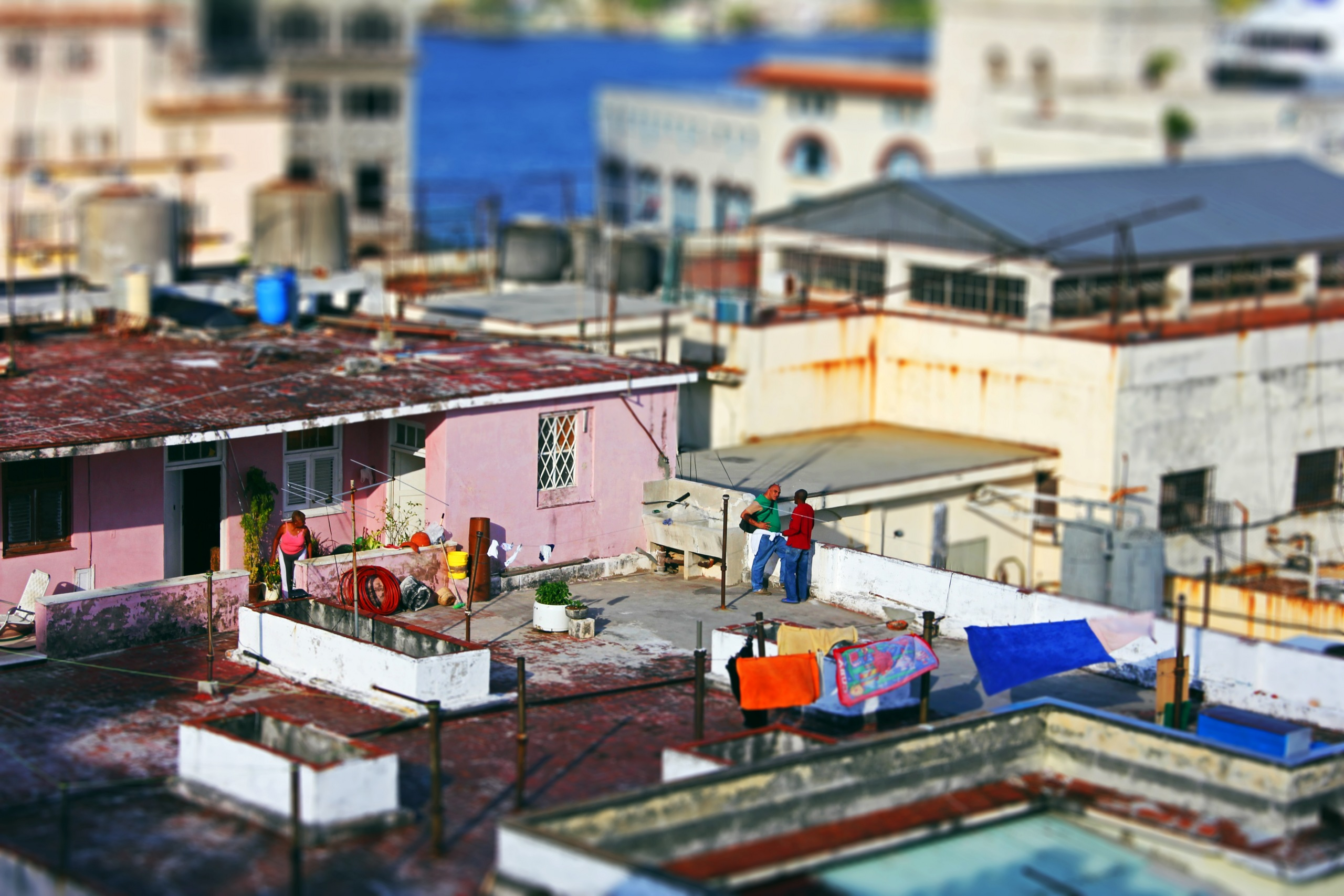 Гавана с высоты
