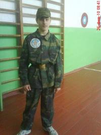Дмитрий Сафронников, 4 января 1994, Орел, id113211547