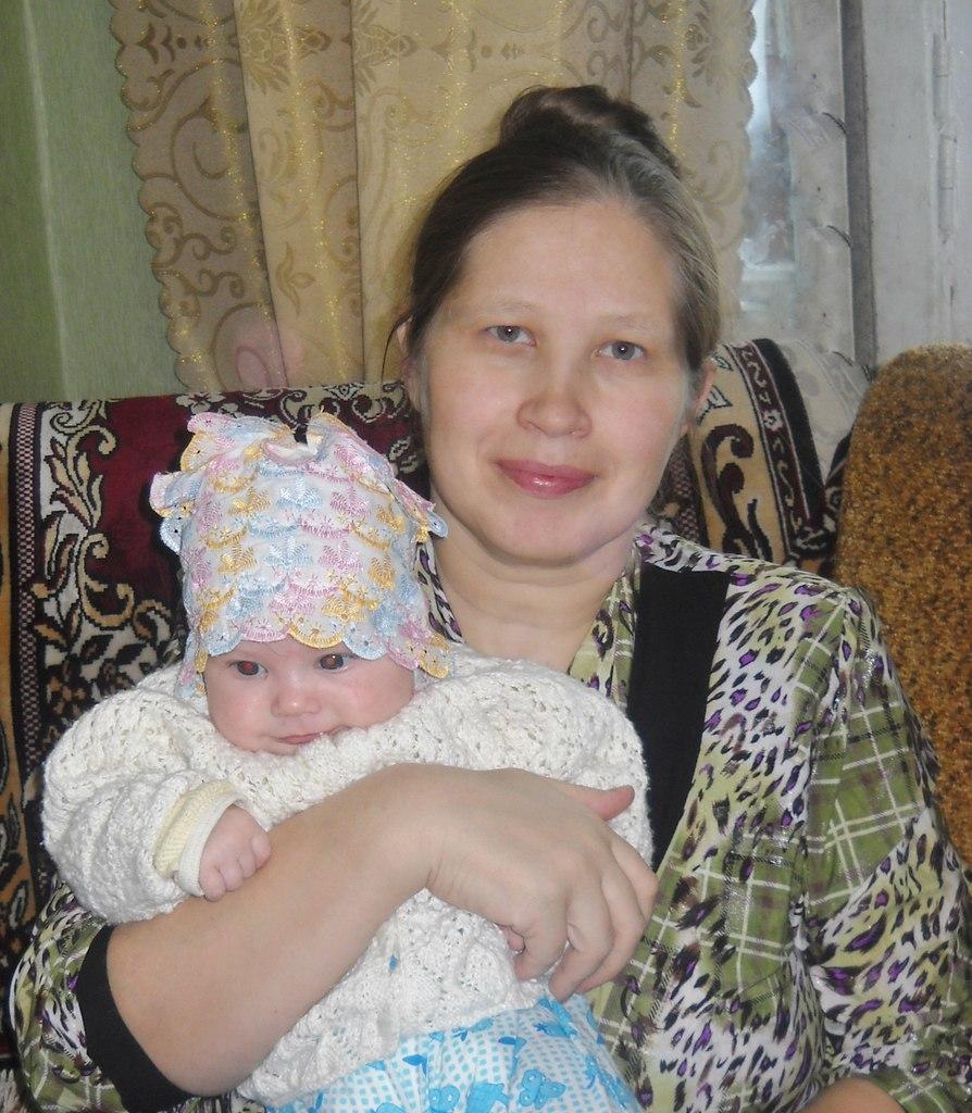 Настёна Харчистова - фото №1