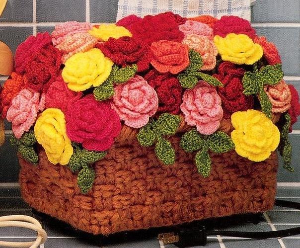 Как связать цветы крючком, схемы для вязания скачать бесплатно.