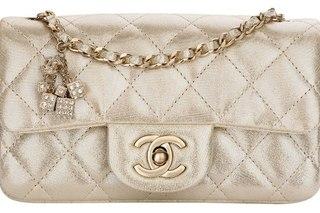 Мода.  Коллекция сумок Chanel для Лас-Вегаса.  Новости.