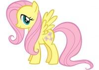 картинки флаттершай май литл пони