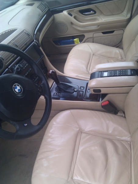 BMW E38 Club - История одного семёна