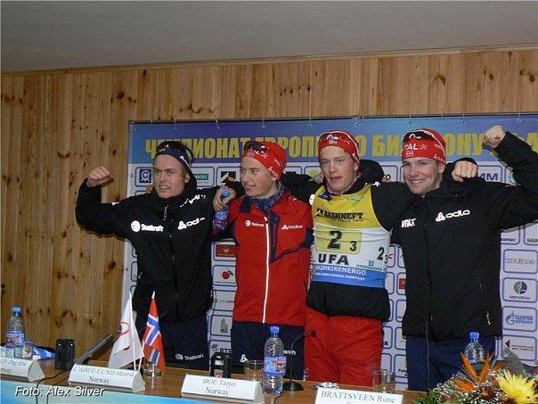 сборная Норвегии