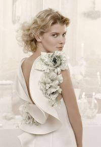 красивые свадебные платья 2012 фото.