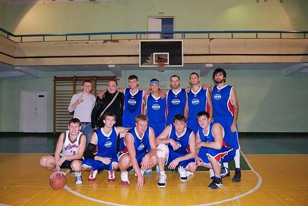 Чемпионат области 2009-2010
