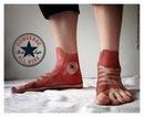 все звезды, converse, смешно, красный, обувь.
