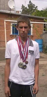 Денис Симаков, 7 ноября , Усть-Лабинск, id96026507